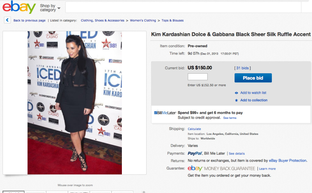 Kim K 10 percent to charity Scam Is Par For Reality Star