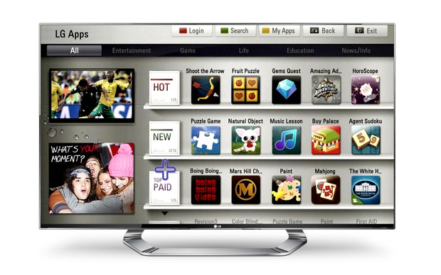 LG's Smart TV is Spying on Viewers