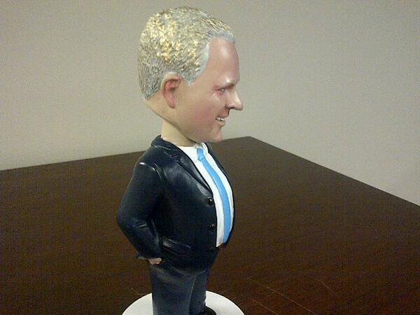 Rob Ford Bobbleheads Take City Hall By Storm (PHOTO)
