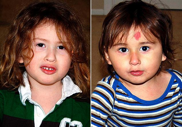 SAN BERNARDINO COUNTY SHERIFF'S DEPARTMENT/REUTERS  Gianni (left) and Joseph McStay, both 4, are pictured before vanishing with their family in 2010.