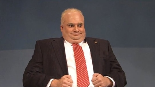 SNL Rob Ford Skit Pokes Fun Of Troubled Mayor (VIDEO)