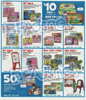 Black Friday 2013:  Ads And Flyers Roundup