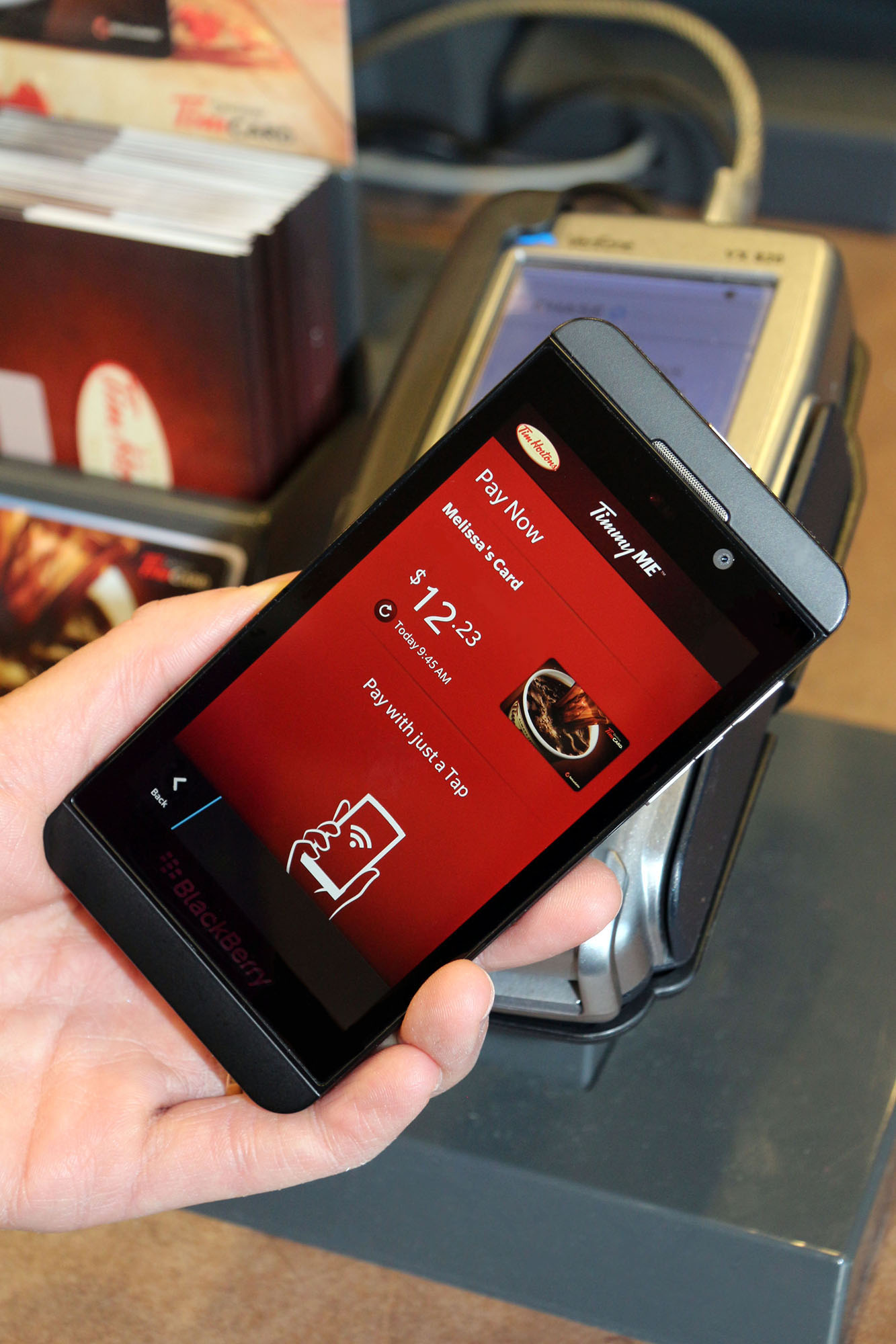 Tim Hortons Launches Quickpay Tim Card App For Smartphones