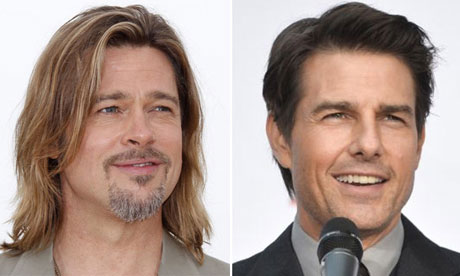 "Brad Pitt Tom Cruise film ""Go Like Hell"""