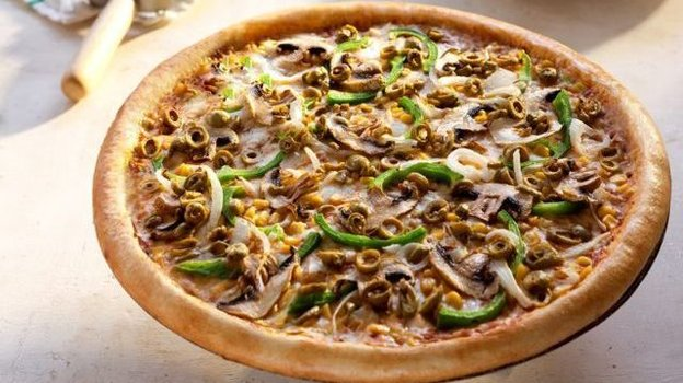 Dominos Vegan Pizza: Israelis To Get Vegan Pizza
