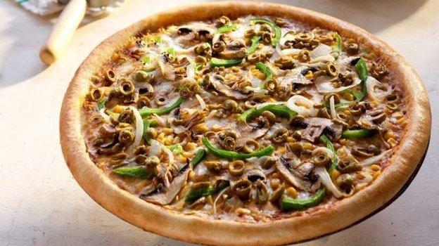 Dominos Vegan Pizza: Israelis To Get Vegan Pizza