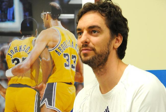 Kobe Bryant,  Pau Gasol Weight Loss Pals?