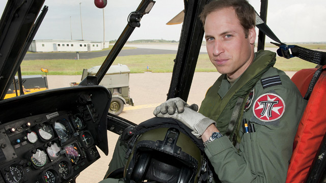 Prince William Almost Shot During Training Exercise