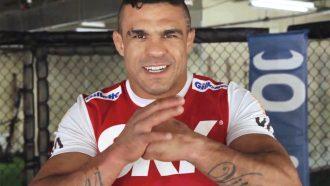 Vitor Belfort Commercial: UFC Fighter Beats Up Church Goers (VIDEO)