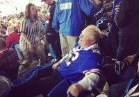 Rob Ford Steals Canadian Musicians Seat At NFL Game