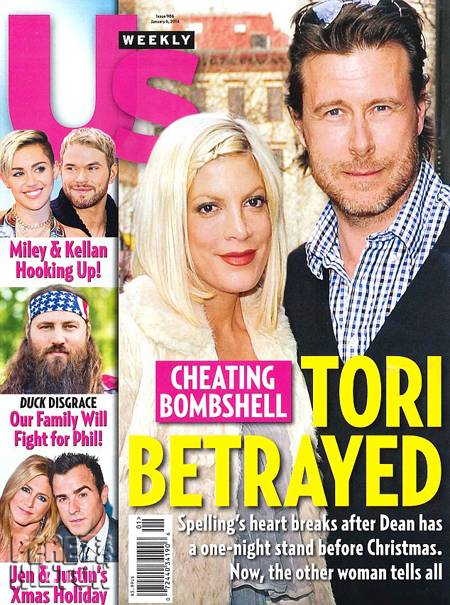 Tori Spelling Wedding Ring Absent In Recent Photo