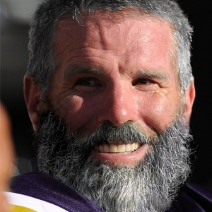 Brett Favre's Beard Is Awesome