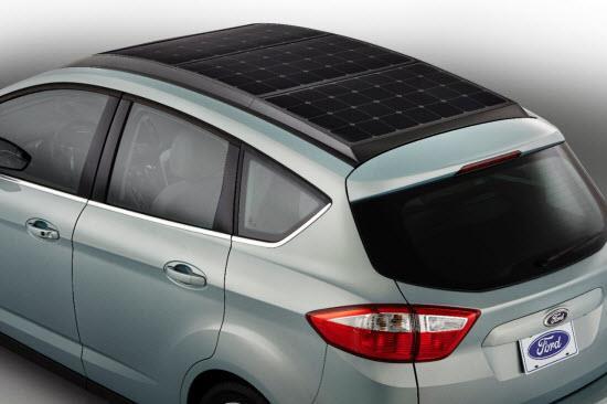 ford ces solar car