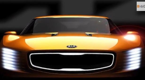 Kia GT4 Stinger- Kia To Enter Sports Car Market