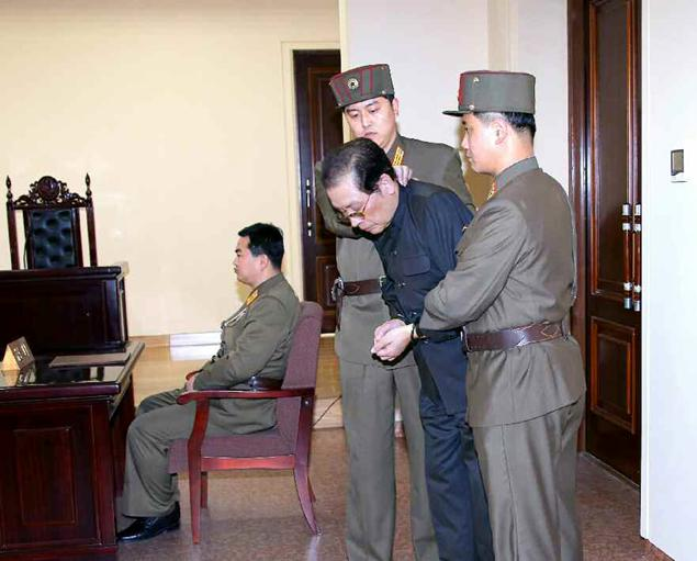 Kim Jong-Un uncle executed by starving dogs: Reports