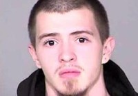Skulduggery: Police say David Charles, 21, stole brains from a museum to sell on eBay. Source: Supplied