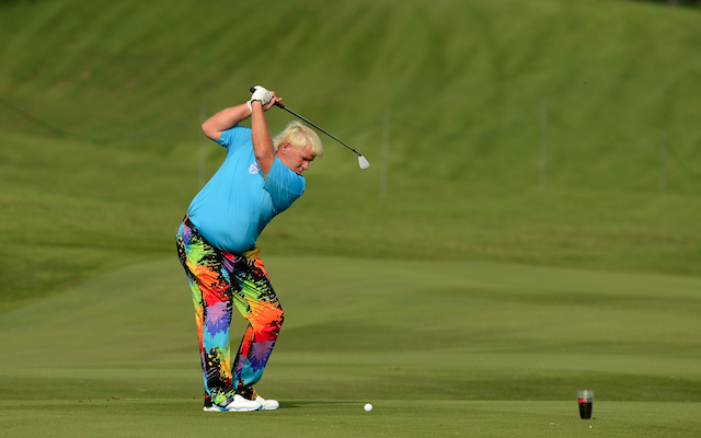 John Daly wins a car but not really