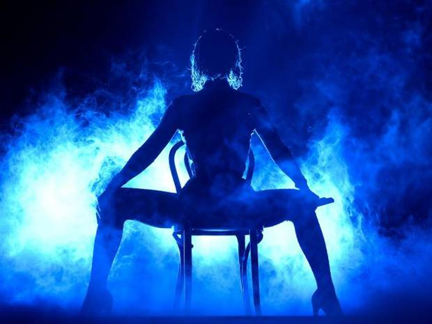 beyonce drunk in love performance at The Grammy's
