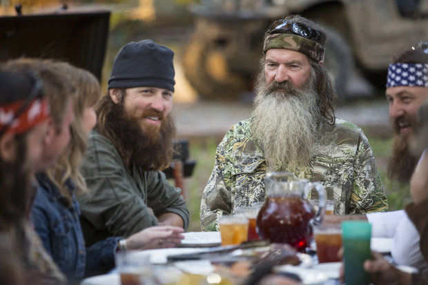 Duck Dynasty's Phil Robertson Says Too Much Again in Aids Rant