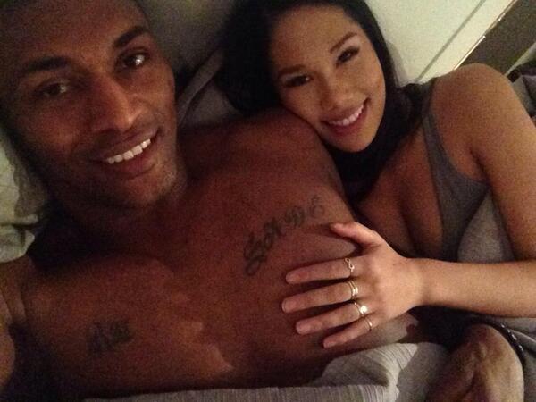 找黑人男友是什麼體驗?四國混血的她直言:Artest是一頭野獸!-Haters-黑特籃球NBA新聞影音圖片分享社區