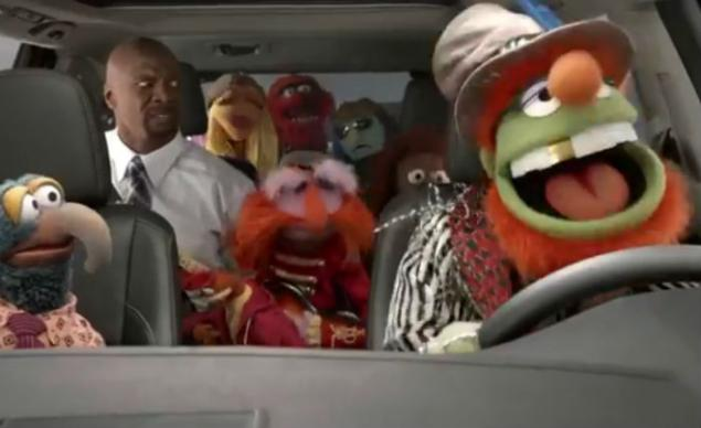 super bowl xlviii ads: toyota highlander commercial muppets
