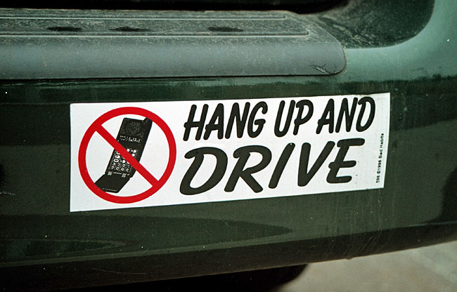 Saskatchewan Police Cracking Down On Distracted Drivers