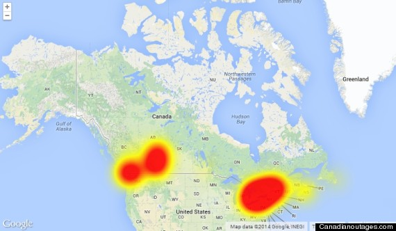 Telus, Koodo Say Wireless Outages Fixed