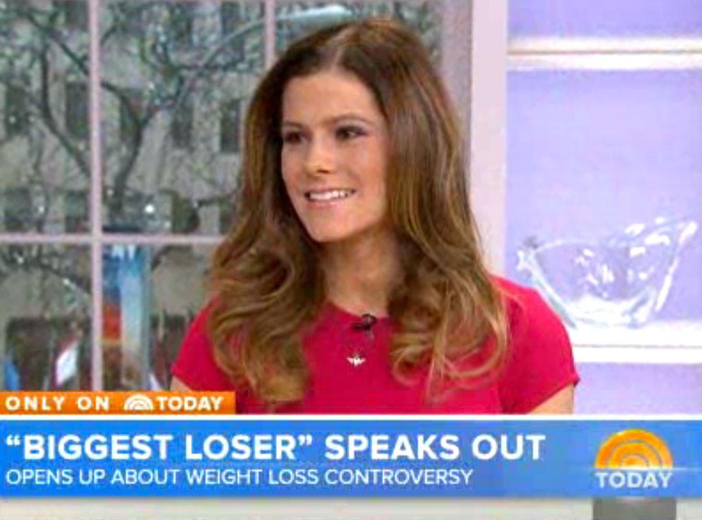 biggest loser healthy