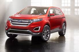 Ford Motor Facility in Oakville to Start Making New Edge Model
