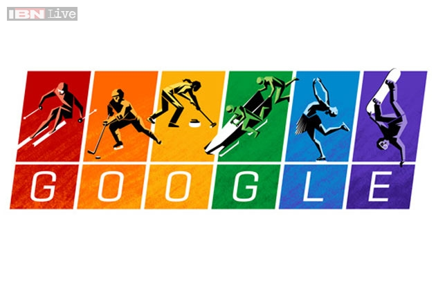 Olympic Charter: Google Doodle Strikes GLBT Solidarity