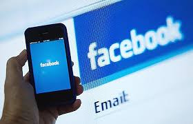 Canadians' use of Facebook on mobile devices surges to 54%