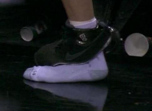 manu ginobili shoe