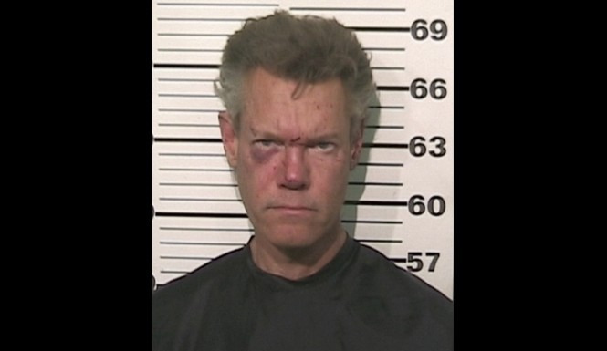 Randy Travis Makes First Appearance Since Stroke