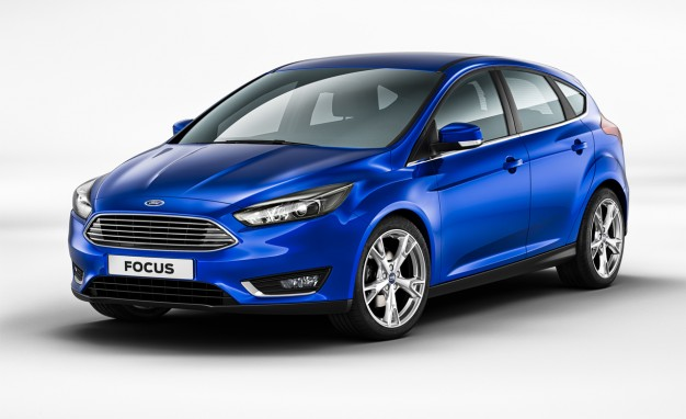 A Look At The 2015 Ford Focus