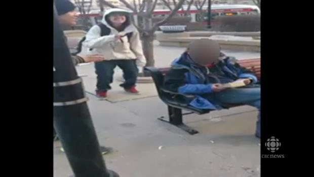 Calgary's homeless allegedly cyber-bullied on Facebook