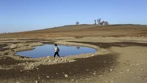 California Cities Facing Drought