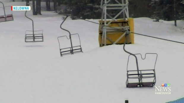 Chairlift Tragedy at Crystal Mountain B.C. Leaves Four Injured, Two Critical