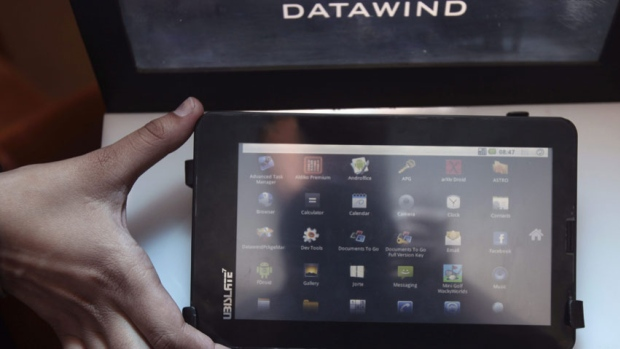 Datawind aims to make $20 tablet computer