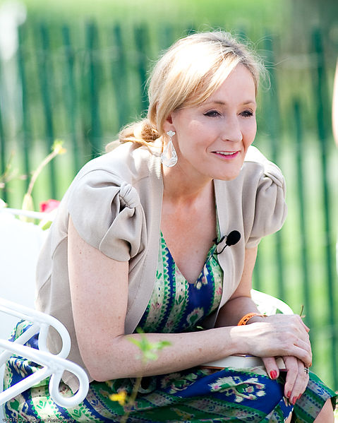 JK ROwling told to stop