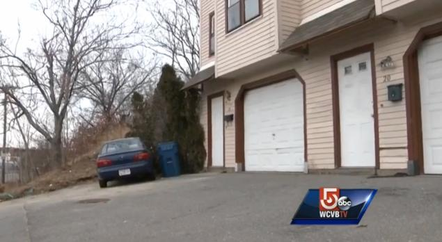 WCVB Tran said she thought her car was in park when she stepped out of it to lock her front door. The car began rolling down the driveway of her Lawrence, Mass., home.