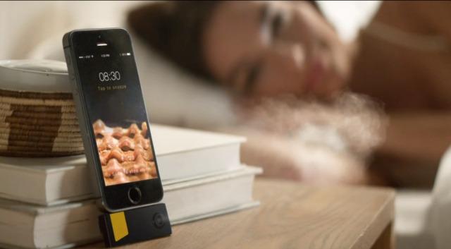 Oscar Mayer Launches Alarm App that Creates Bacon Smell