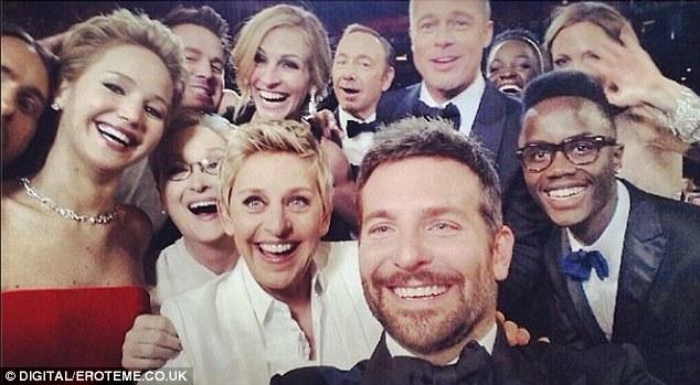 Ugly true story of that Oscar selfie 1