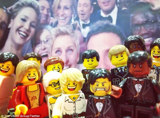 Ugly true story of that Oscar selfie 2