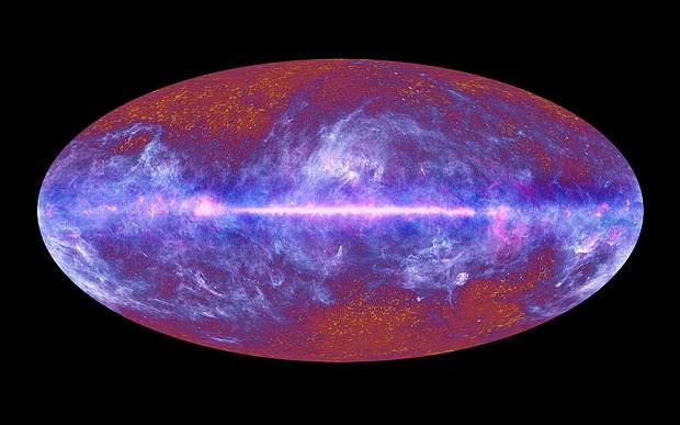 Scientists Proclaim A Big Bang Breakthrough