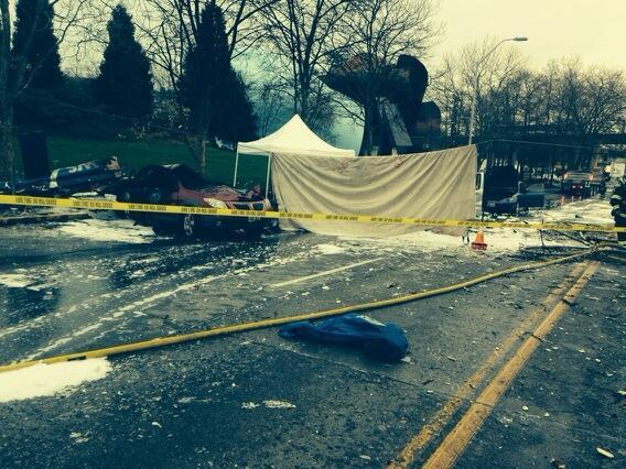 news helicopter crash near Seattle 1