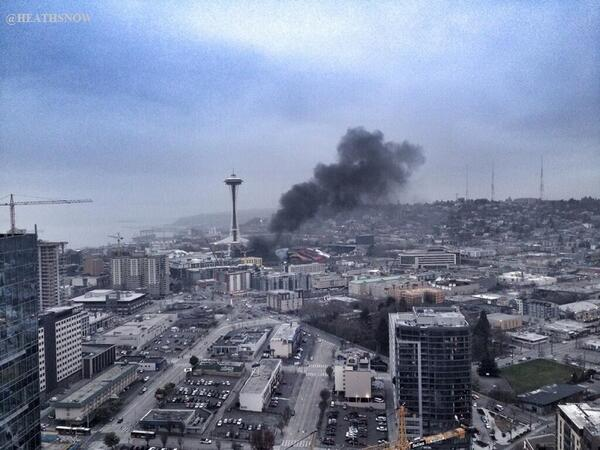 news helicopter crash near Seattle 3