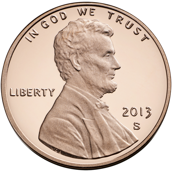 penny nickel production