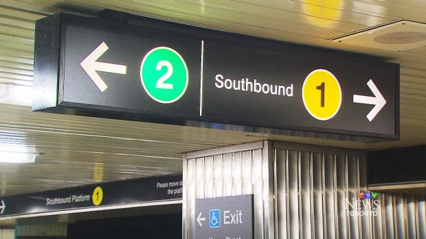 TTC Hopes New Numerical Signage System Will Help Passengers Better Navigate