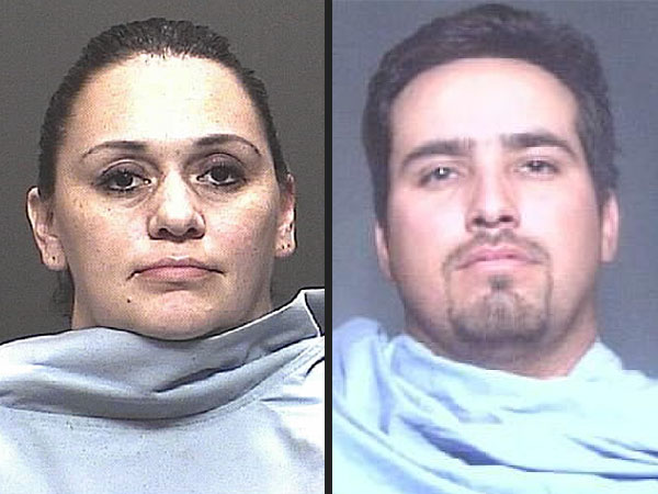 Raquel Marcela Barreras, 39 and Martin Raquel Marcela Barreras, 39 and Raymond Barreras, 45 (Credit: Tucson Police Department)
