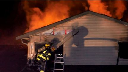 RCMP: Estranged husband missing after house fire, alleged attack on family